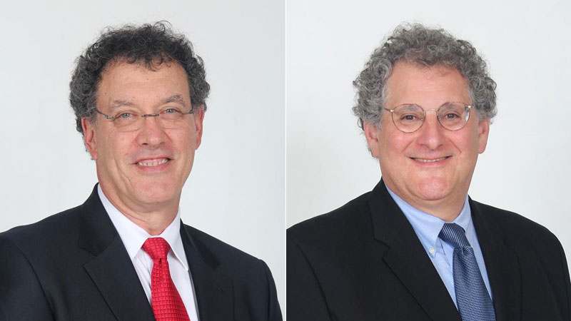 General and Vascular Surgeons Dr  Leonard Galler and Dr